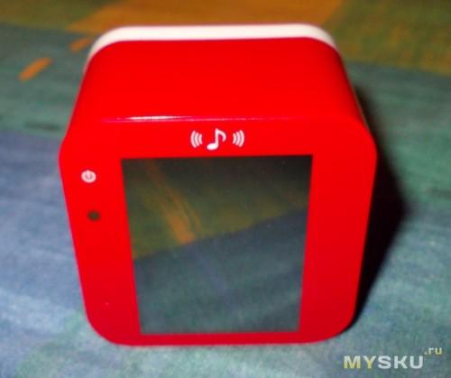 Лицевая сторона Music Box