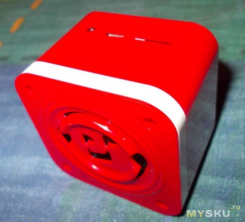 Обратная сторона Music Box