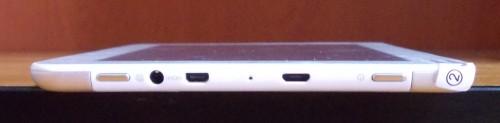 планшет Onda V711s вид сбоку