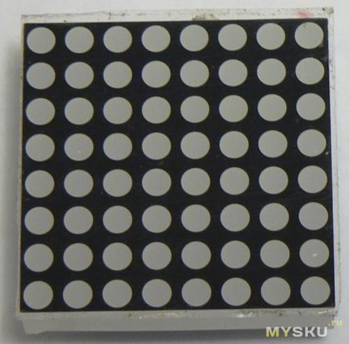 8*8 Matrix LEDs