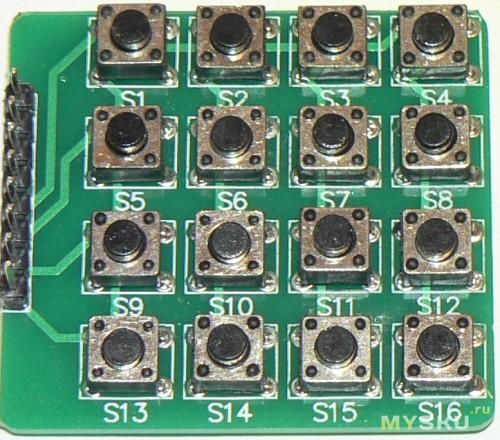4х4 Matrix Board