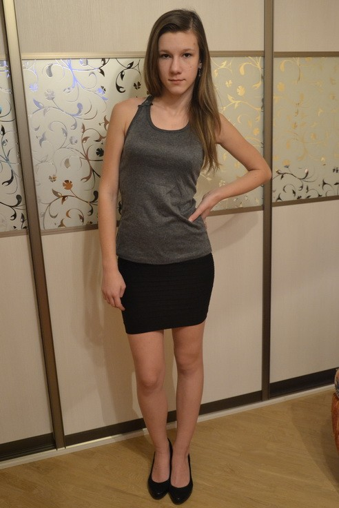 Китаянки фен юбки