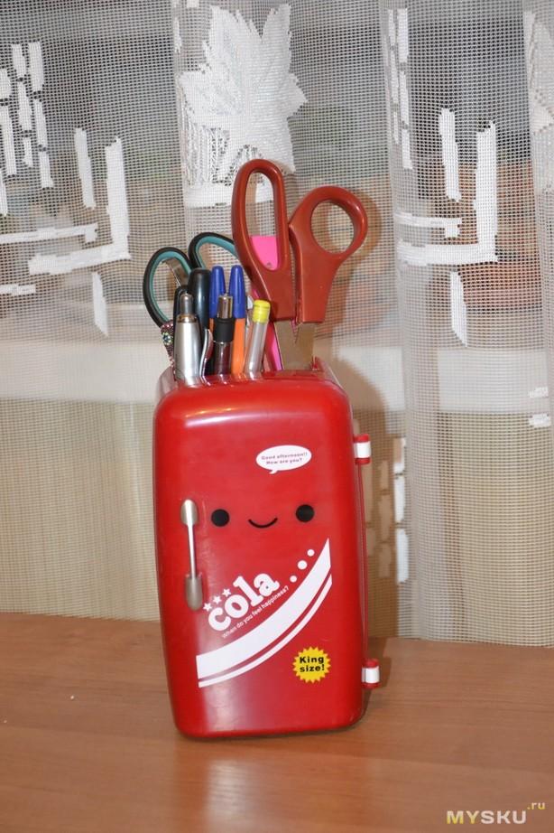 Холодильник для канцелярии своими руками