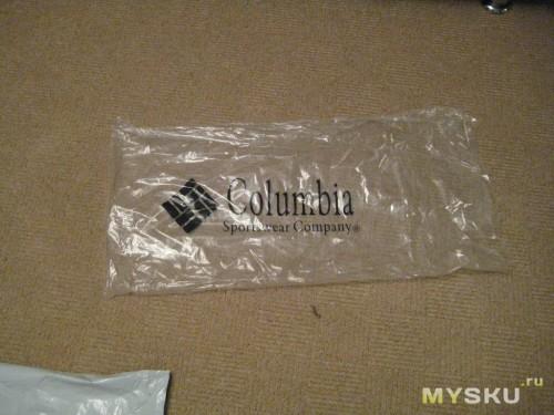 каждая вещь в отдельном пакете. фирмА :)