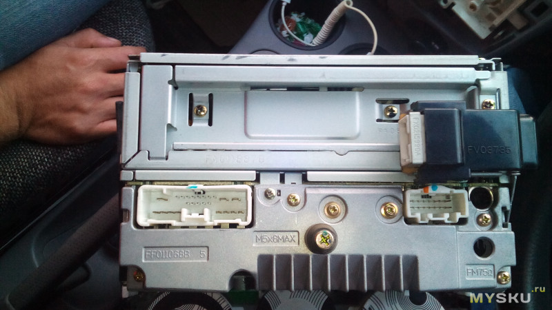 Aliexpress: Usb AUX MP3 адаптер в разъем для СD чейнджера .слушаем MP3  на CD магнитоле .