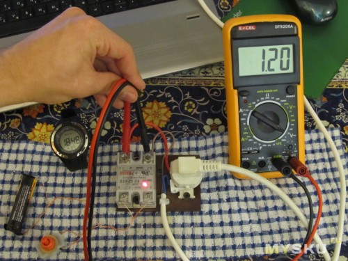 solid state relay - Wiring SSR with Arduino - Electrical