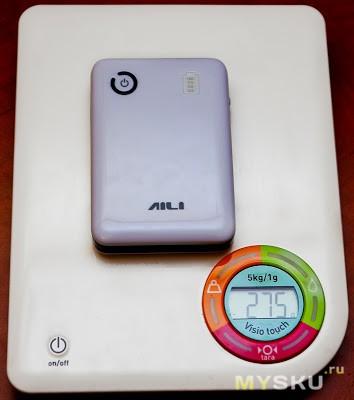 Вес устройства в сборе