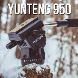 Yunteng 950 – обзор видео головы +видео