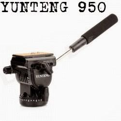 Штативная голова YUNTENG 950 для видео