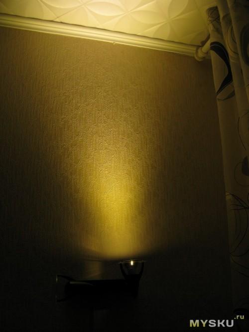 свет 9Вт LED