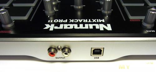 USB+RCA