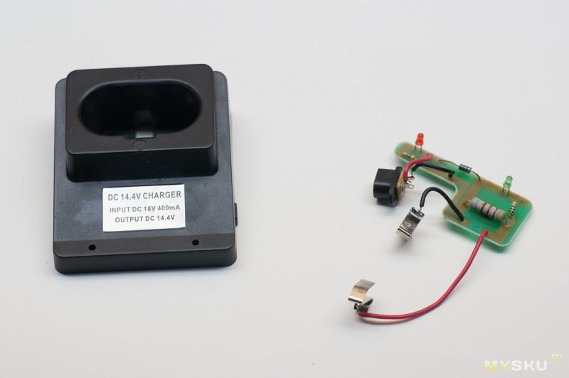 Как сделать зарядник от шуруповерта 957