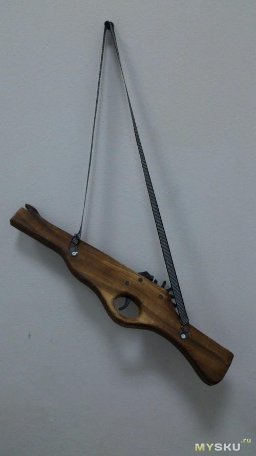 ружжо на стене