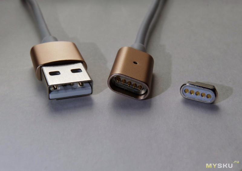 магнитные кабели имеют право на существование