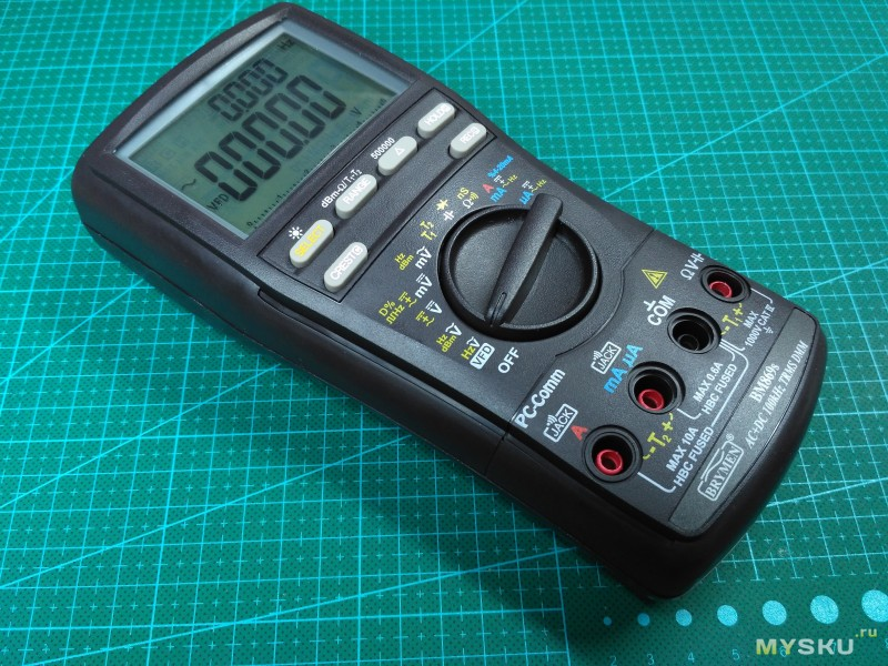 Brymen-BM869s в категории мультиметры за 300