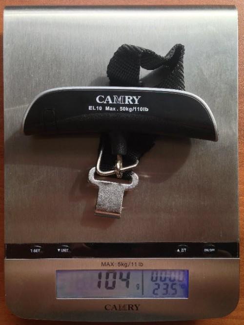 Вес весов на весах