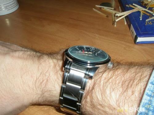 Почему наручные часы останавливаются?