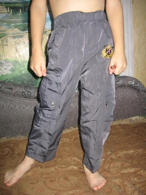 Общий вид штанов