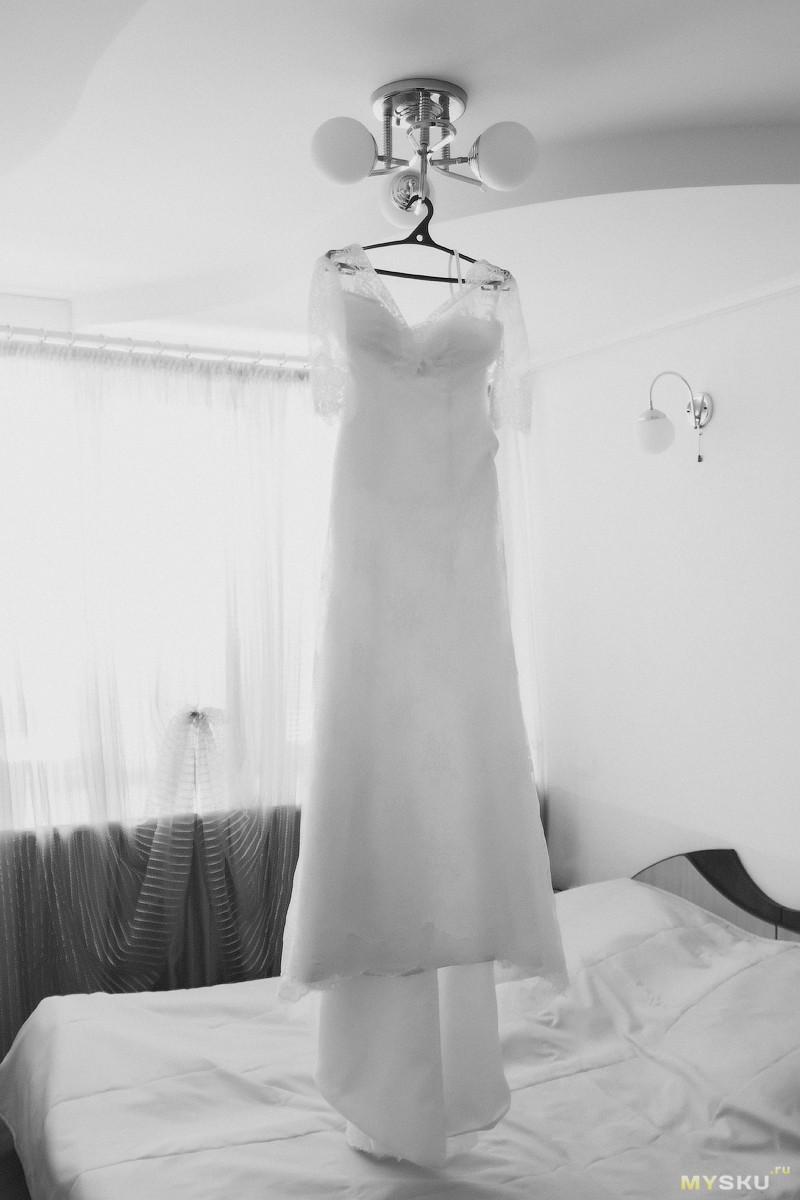 163fd8f87d4 Смелая покупка или свадебное платье из Китая