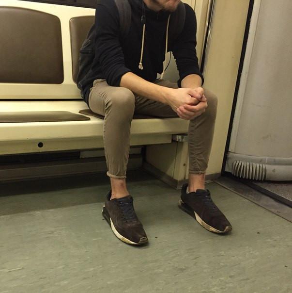 одень штаны на обе ноги что означает
