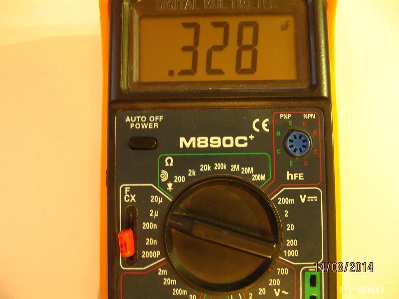 Ремонт мультиметра своими руками м890с