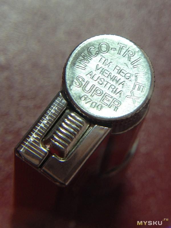 Зажигалка IMCO Triplex Super 6700