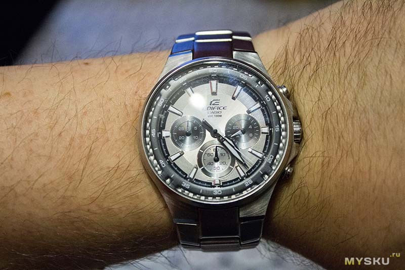 ЧАСЫ CASIO EDIFICE часы, купить, цена недорого