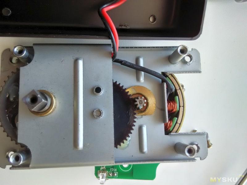 механическая часть генератора