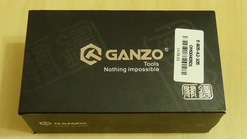 G302B-мультитульный флагман Ganzo