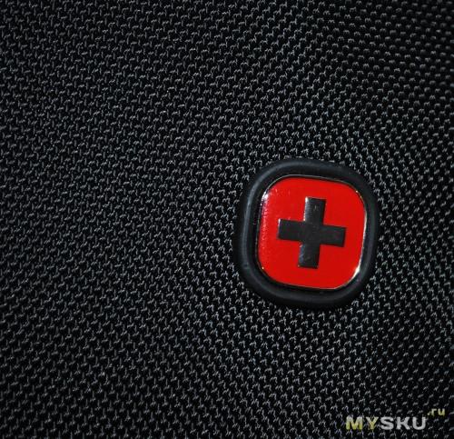 лого и текстура ткани