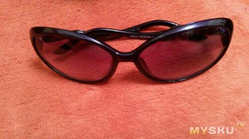 Вот собственно и очки