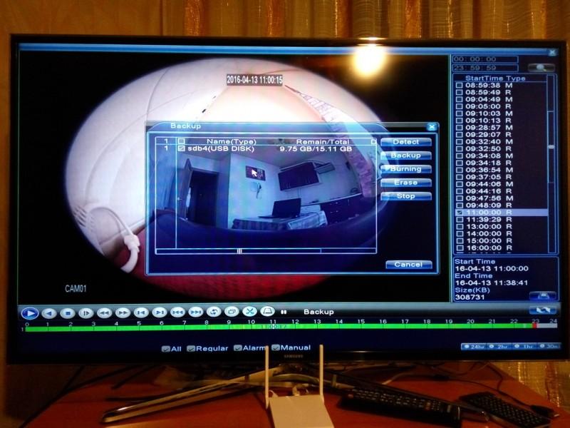 Монитор пк без записи либо через видеорегистратор позволяющий записывать видеорегистратор с аккумулятором большой емкости и выносной камерой
