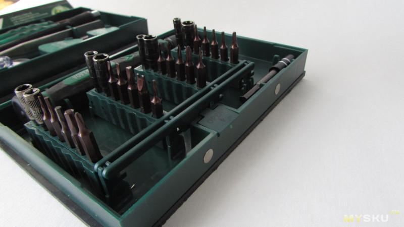 Laoa 38-in-1 мой новый набор для ремонта.