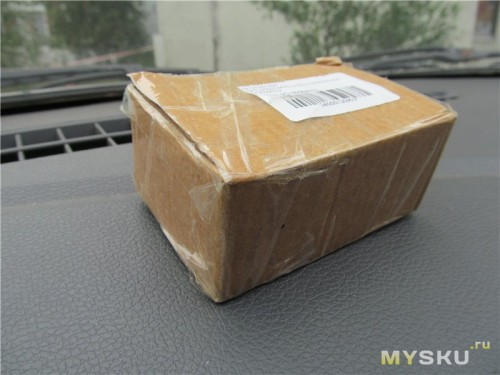 Это коробочка