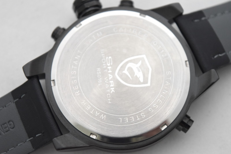 Магазины Китая: Shark Requiem - стильные кварцевые часы.