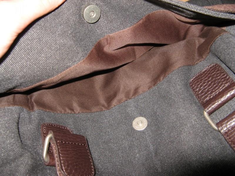 Vintage Men's Canvas Crossbody Shoulder Satchel Handbag Casual School Bag