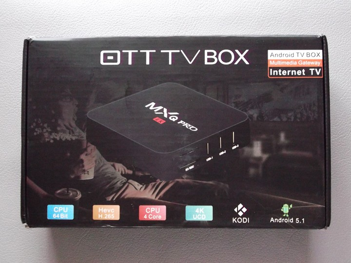 Как настроить приставку tv box