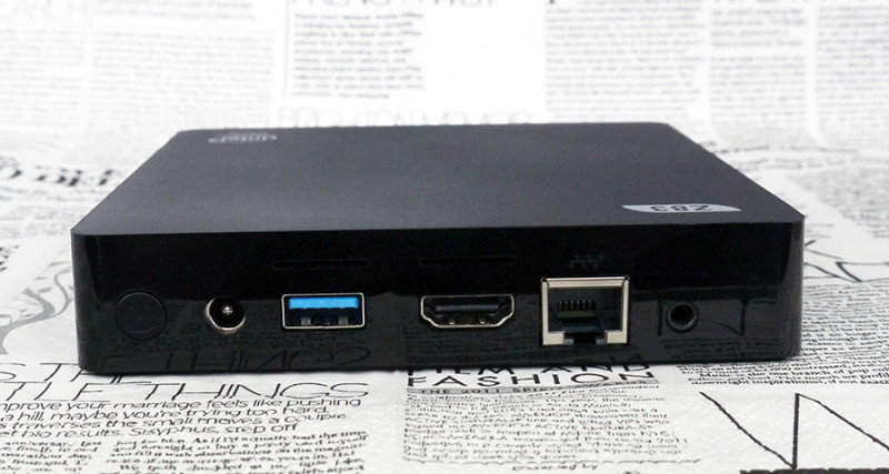 Мини ПК Beelink Z83 II на Intel Z8350