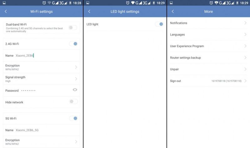 Banggood: Роутер Xiaomi Mi WiFi 3 Dual Band
