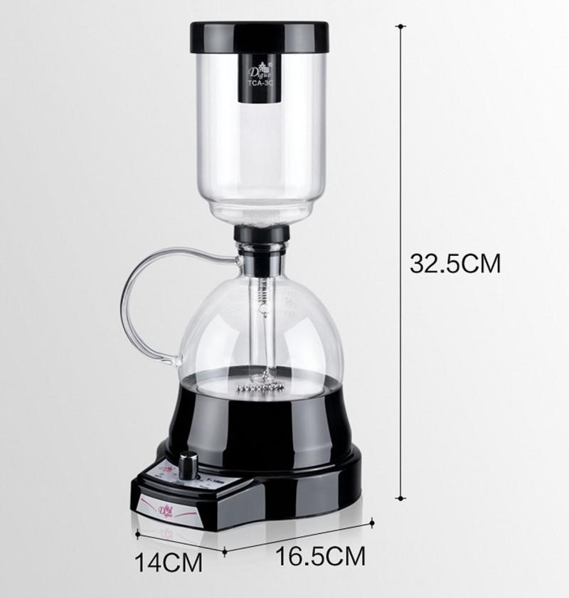 TVC-Mall: Сифон для кофе Diguo F-1889 (электрический)