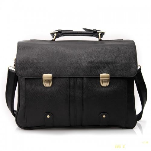 f30dde4d2460 Мужская сумка из натуральной кожи