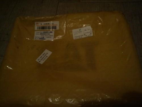Упаковка почты