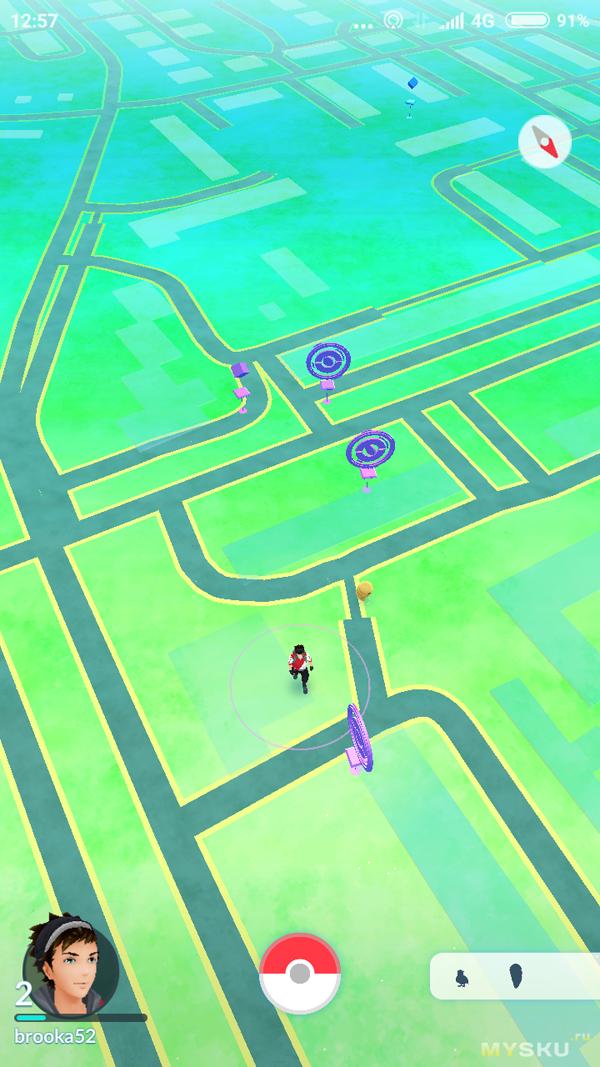 42 Pokemon Go