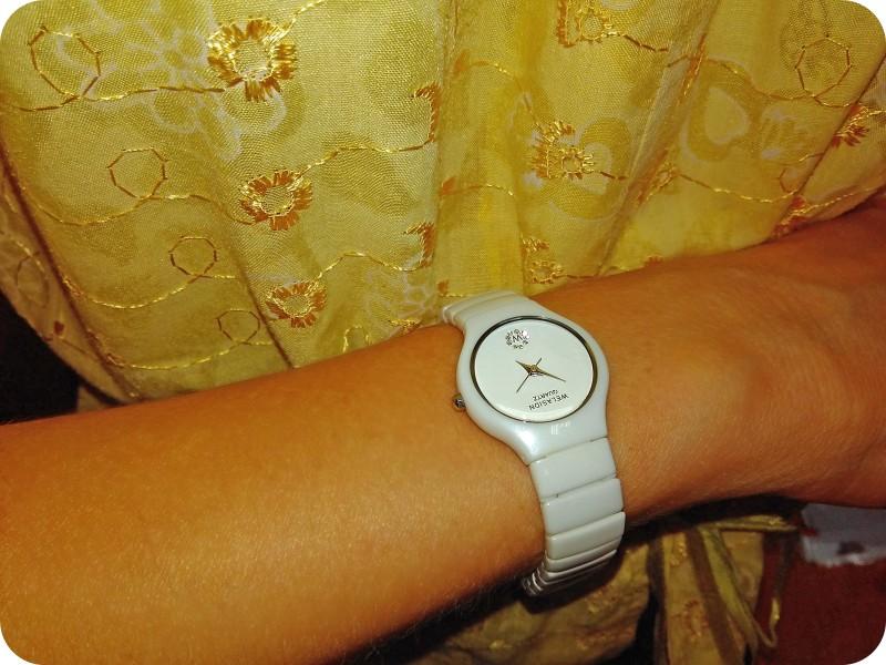 Часы CHANEL керамические в - tiuru