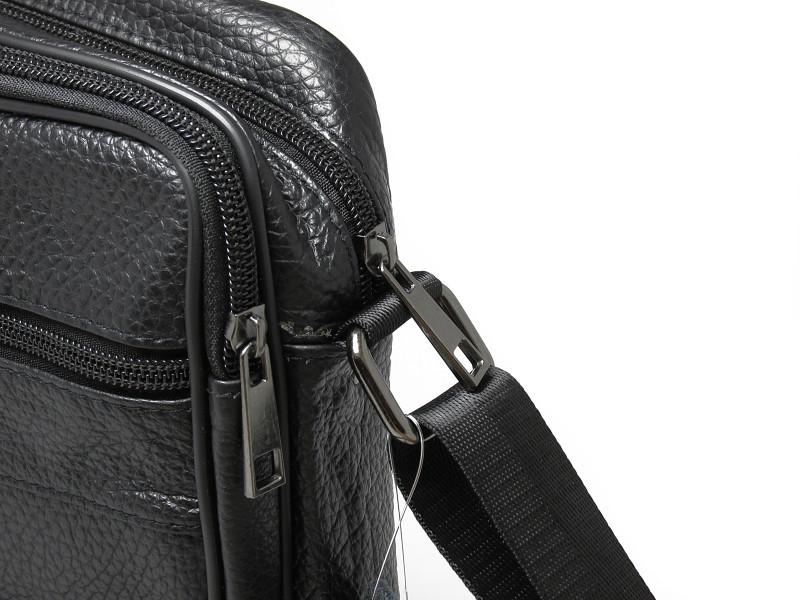 Магазины Китая: Mужская сумка «FONMOR» из натуральной кожи