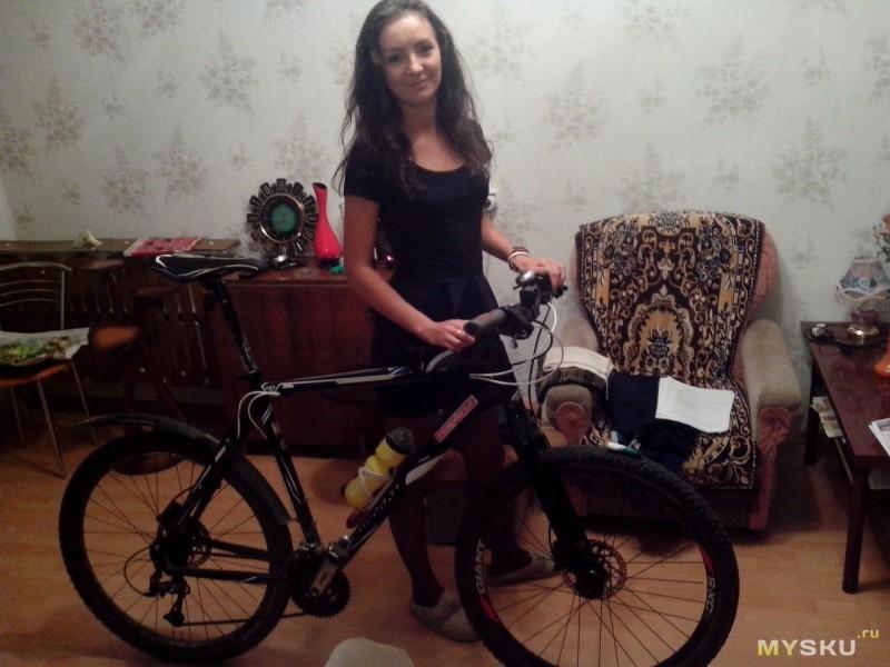 Крылья для велосипеда 26 полноразмерные 44