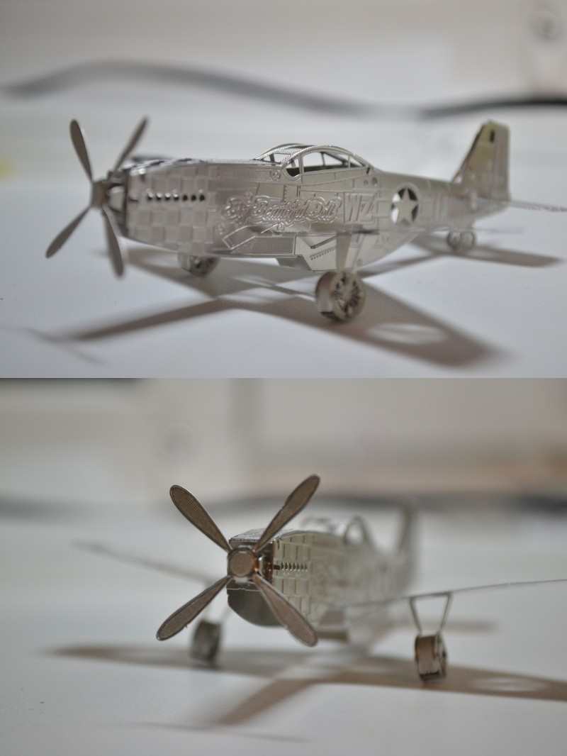 инструкция с размерами по сборке самолета