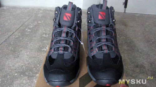 Campri Snowdon Waterproof Mens Walking Boots
