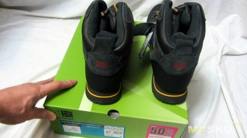 Karrimor Hot Rock Mid Mens Walking Boots