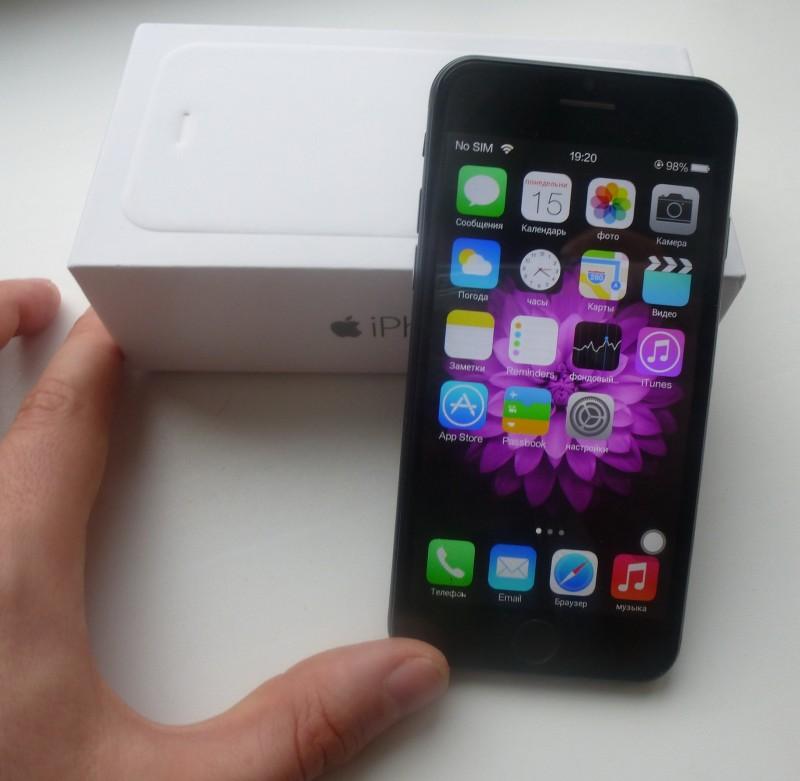 копия китайский iphone apple